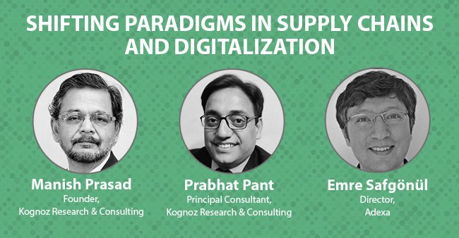 Shifting Paradigms in Supply Chain and Digitalisation